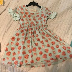 Strawberry dress from MJ